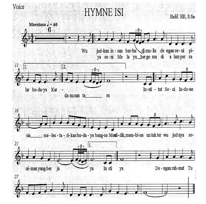 Hymne Isi