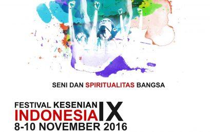 Festival Kesenian Indonesia IX