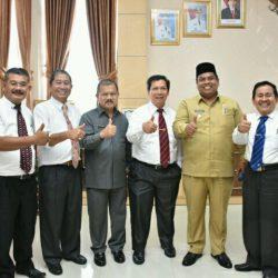 Bersama Bupati Padangpariaman