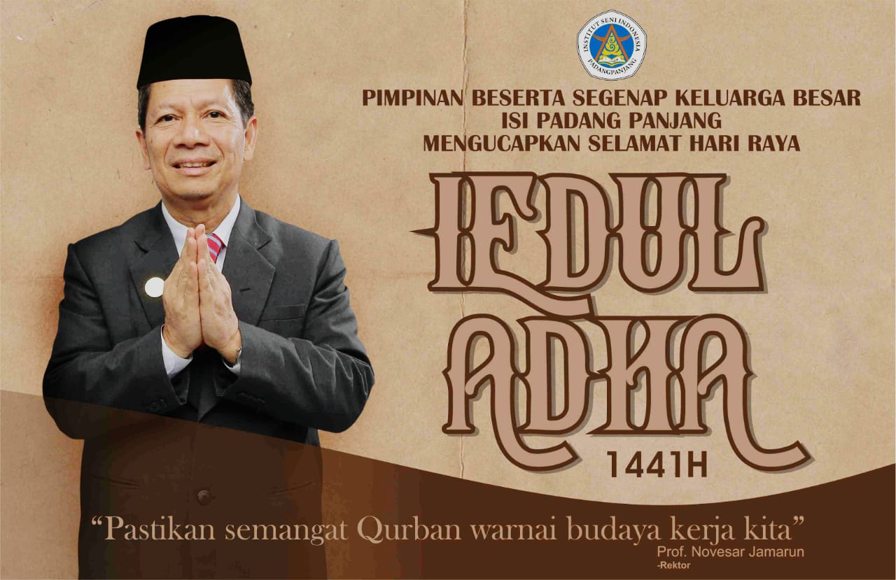 idul Adha ISI Padangpanjang