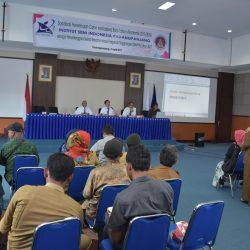 Sosialisasi Penerimaan Calon Mahasiswa Baru TA 2017/2018
