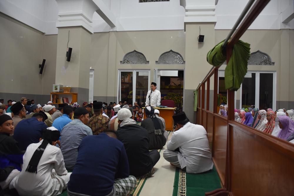 ISI Padangpanjang Kembali Laksanakan Subuh Mubarakah