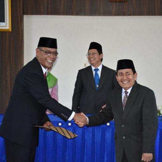 Rektor Lantik Ka.Biro AAKPSI baru ISI Padangpanjang