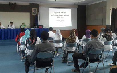 ISI Padangpajang Adakan Uji Kompetensi Berbasis Assesment Center