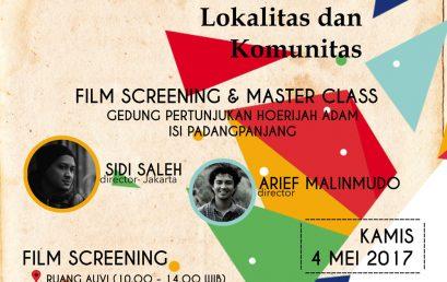 Minang Film Festival