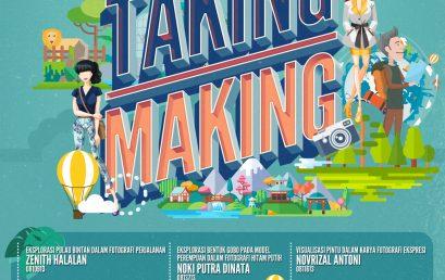 Taking Making – Pameran Kolektif Tugas Akhir Fotografi 2016/2017