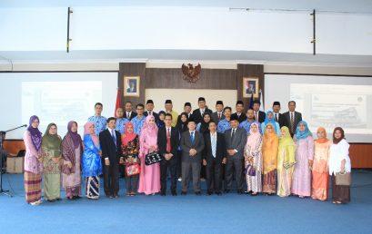 Rektor kembali lantik pejabat Eselon III, Eselon IV dan Non Eselon di Lingkungan ISI Padangpanjang
