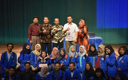 Ditjen Belmawa Berikan Kuliah Umum di ISI Padangpanjang