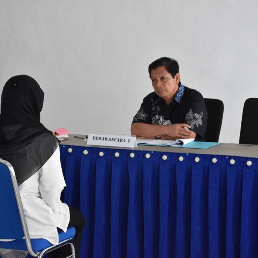 Seleksi Penerimaan Calon Pegawai Negeri Sipil (CPNS)  Institut Seni Indonesia Pajangpanjang