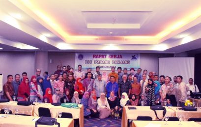 Rapat Kerja Institut Seni Indonesia Padangpanjang 2018