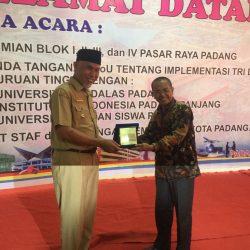 MoU antara pemerintah kota Padang dengan ISI padangpanjang (3)
