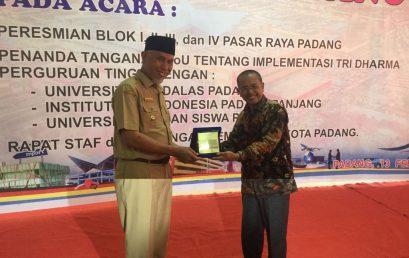 MoU ISI Padangpanjang dengan Kota Padang