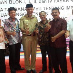 MoU antara pemerintah kota Padang dengan ISI padangpanjang (6)