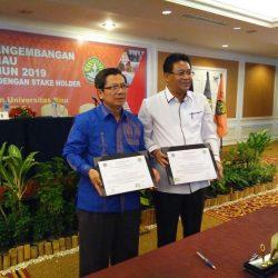 Mou ISI Padangpanjang dengan Univetsitas Riau (4)