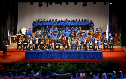 ISI Padang Panjang Kukuhkan 105 Wisudawan