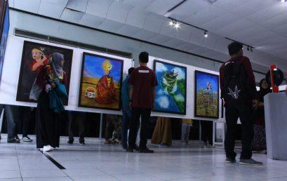 Tolu Pameran di Institut Seni Indonesia Padangpanjang