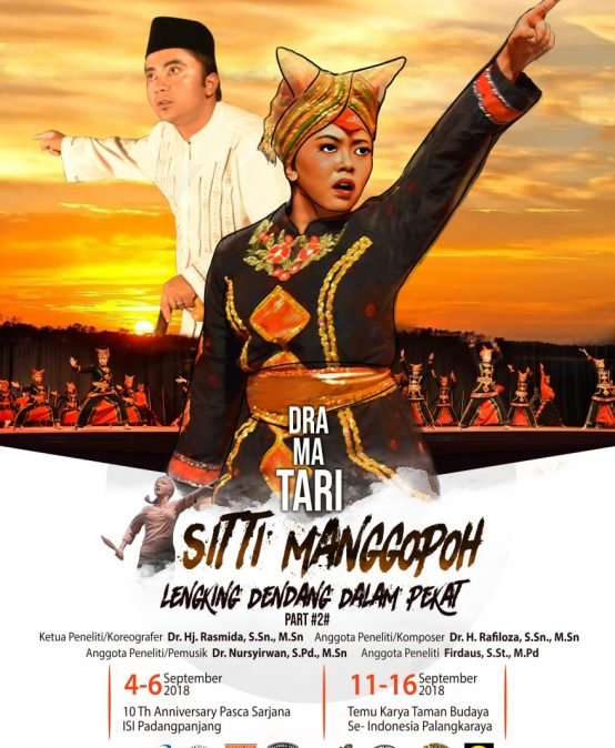 "Drama Tari Sitti Manggopoh ""Lengking Dendang dalam Pekat Part #2#"""