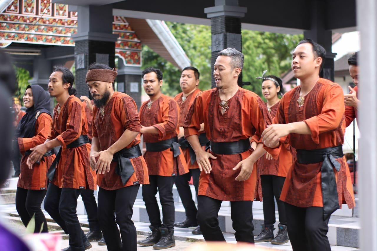 Nadi Singapura: Wokshop Musik Melayu di ISI Padangpanjang
