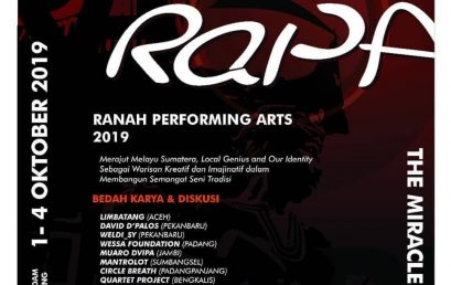 Ranah Performing Arts 2019