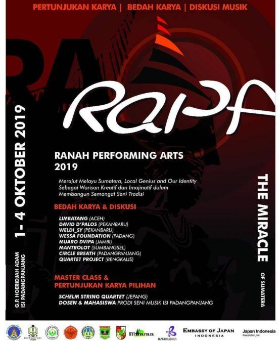 Ranah Performing Arts 2019