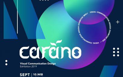 Carano Visual Comunication Design Exhibition2019