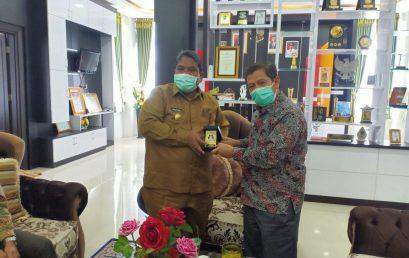 Audiensi dengan Pemerintah Kabupaten Padang Pariaman