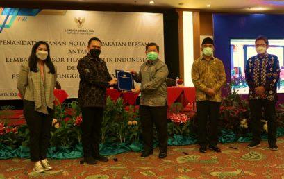 ISI PADANGPANJANG MOU DENGAN LEMBAGA SENSOR FILM (LSF) di JAKARTA