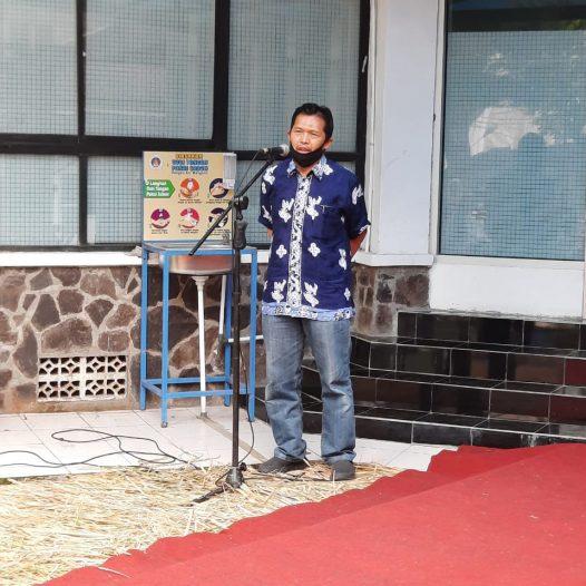Himpunan Mahasiswa Jurusan Kriya Seni Fakultas Seni Rupa dan Desain Adakan Kegiatan Lomba Kreatifitas Mahasiswa