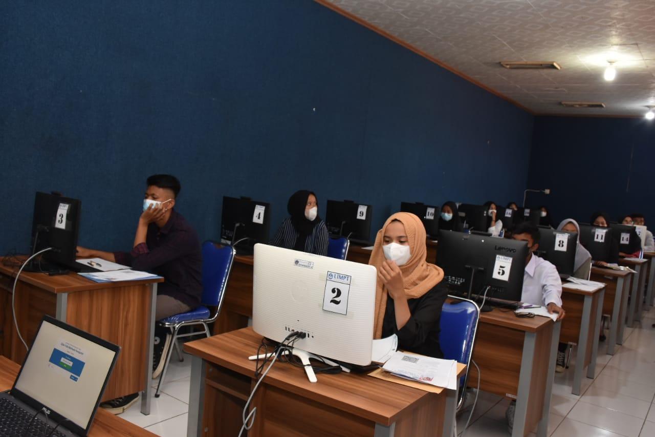 ISI Padangpanjang Menggelar UTBK Tahun 2021