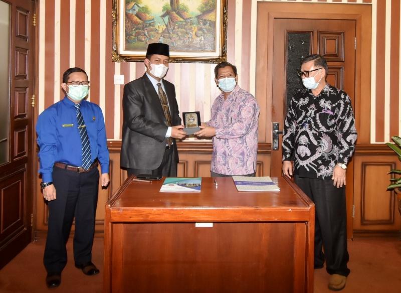ISI Padangpanjang melangsungkan penandatanganan MOU dengan IAIN Batusangkar