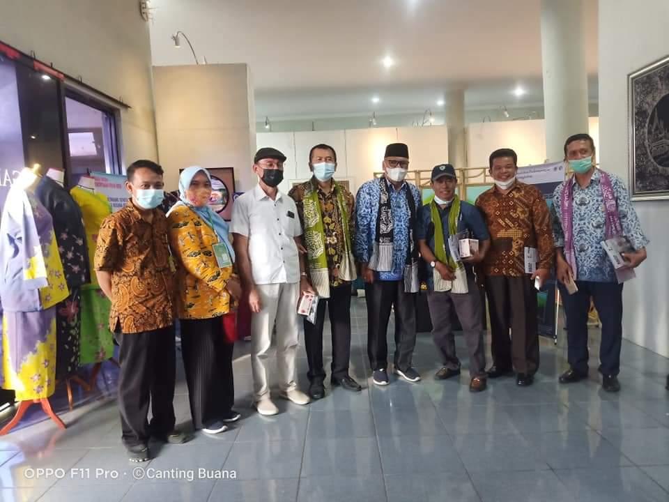 PRODI KRIYA SENI GELAR EXPO # 5 DI TAMAN BUDAYA SUMATERA BARAT