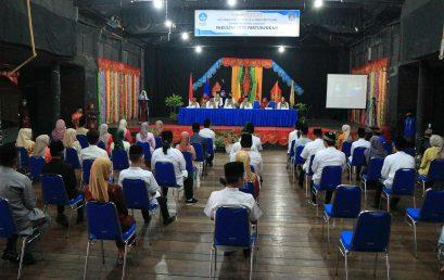 Fakultas Seni Pertunjukkan Melaksanakan Yudisium TA 2021/2022