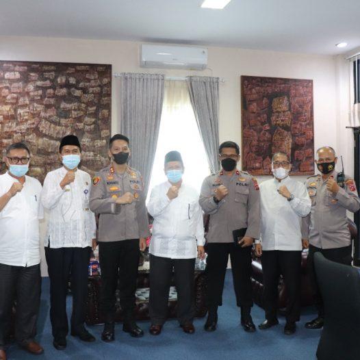 ISI Padangpanjang Siap Bersinergi dengan Polres Padangpanjang.